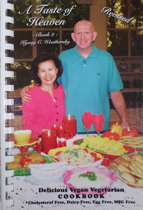 Kyong Wheathersby - Cookbook 2