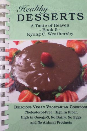 Kyong Wheathersby - Cookbook 5