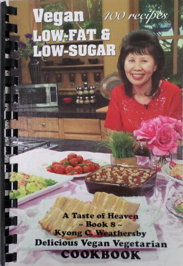 Kyong Wheathersby - Cookbook 8
