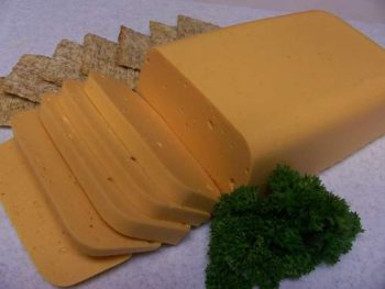 Cheese for Slicing