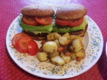 "Veggie ""Hamburger"" Patties"